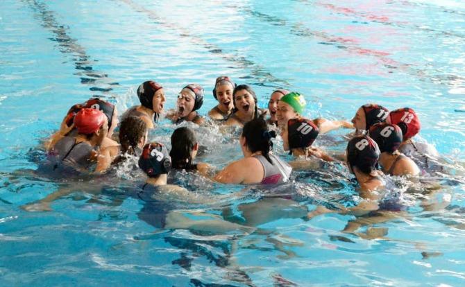 Blogs Benfica Campeão Nacional de Polo Aquático Feminino
