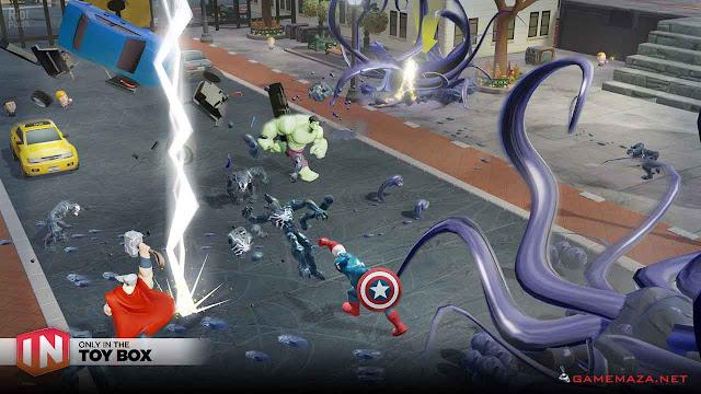 Disney Infinity 3.0 Gameplay Screenshot 2