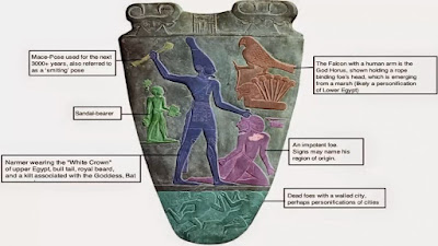 who was the first egyptian pharaoh