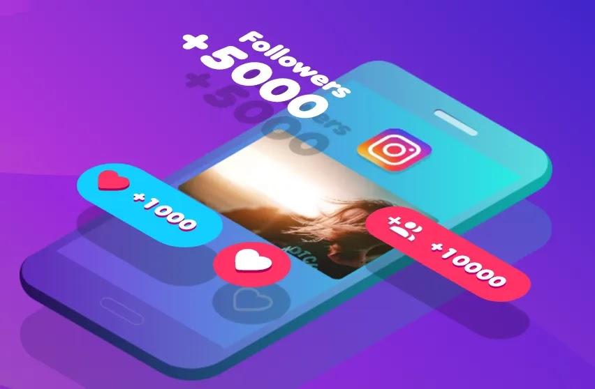 احصل على متابعين مجانيين على Instagram على الفور - لا تحقق بشري ولا مسح