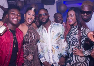 Mavin Records host welcome party for Iyanya
