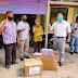 Pondok Palma Berikan Bantuan Ke Perpustakaan Desa Pustaka Pelangi