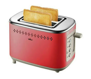 household electronic toaster