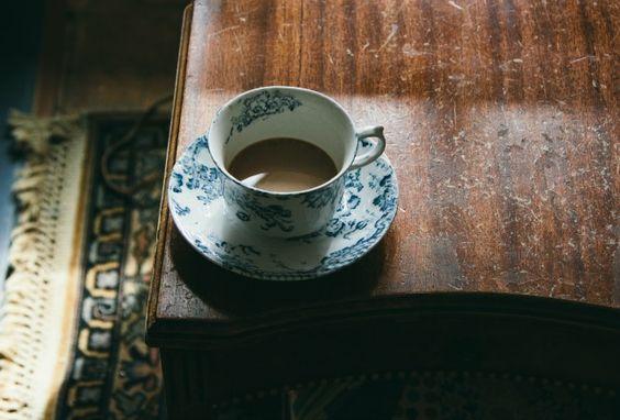 un café con el sr. ramon