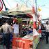 Operasi Yustisi Ops Aman Nusa II Dalam Rangka PPKM Level 3, Polsek Kadipaten Bagikan Masker di Pasar Tradisional