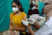Hambatan Teknologi Perlambat Vaksinasi di Perdesaan India