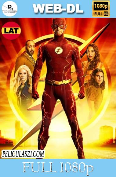 The Flash (2021) Full HD Temporada 7 [07/18] WEB-DL 1080p Dual-Latino