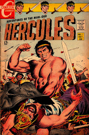 Hercules. The Adventures of the Man-God. Charlton Comics