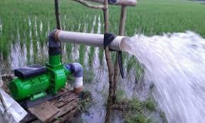pompa air listrik pertanain
