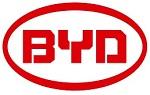 Logo BYD marca de autos