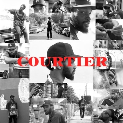 Lonny X - Courtier (2019) - Album Download, Itunes Cover, Official Cover, Album CD Cover Art, Tracklist, 320KBPS, Zip album