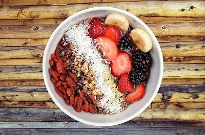Fiber Foods Health Benefits