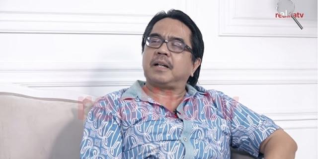 Cuitan Ade Armando Mengingatkan Publik Betapa Congkaknya Luhut Setahun Silam