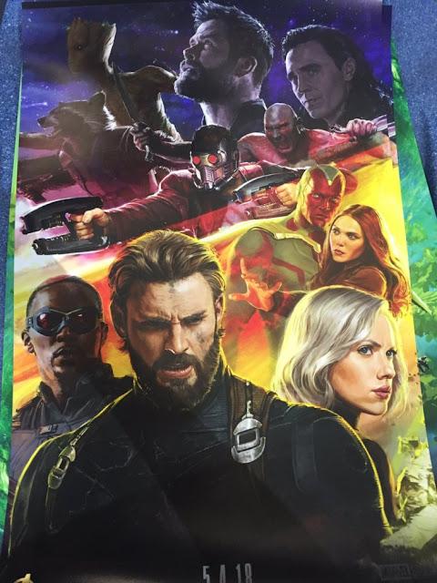 Comic-Con 2017: Fã Grava Trailer de Vingadores Guerra Infinita e Joga na Net.