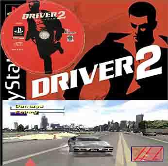 تحميل لعبة درايفر 2 - Driver 2 للكمبيوتر بطريقة سهلة وبسيطة
