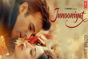 Junooniyat Hindi Movie Poster - Pulkit Samrat & Yami Gautam