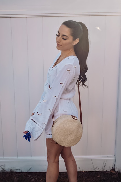 romper, white romper, summer outfit ideas, summer outfits, lulus
