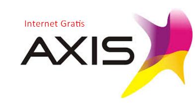 Cara Mudah Internet Gratis Dengan Axis Tanpa Harus Daftar Paket Internet