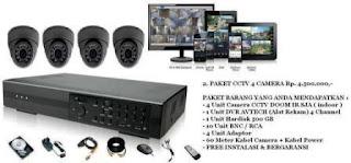 Toko Pasang Camera CCTV Teluk Pucung Bekasi Utara Kota Bekasi