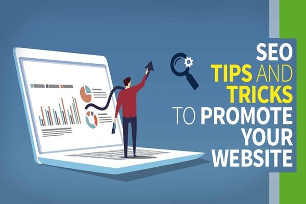 SEO tips for business website