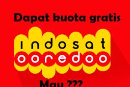 Trik Kuota Gratis Indosat Terbaru 2019