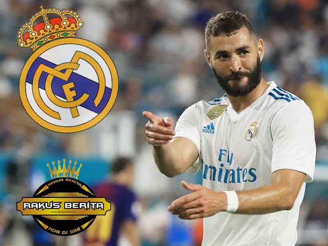 Karim Benzema Janji Setia Pada Real Madrid