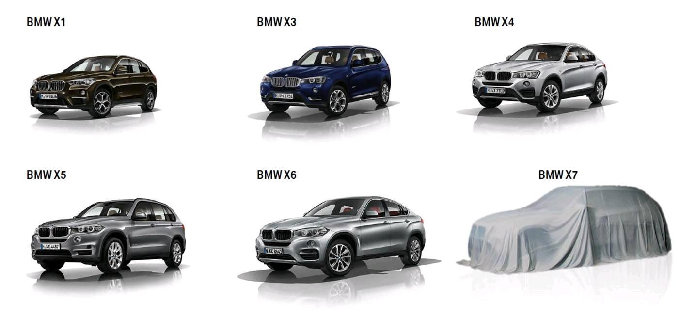 BMW X7 sẽ là chiếc SUV sang nhất thế giới?