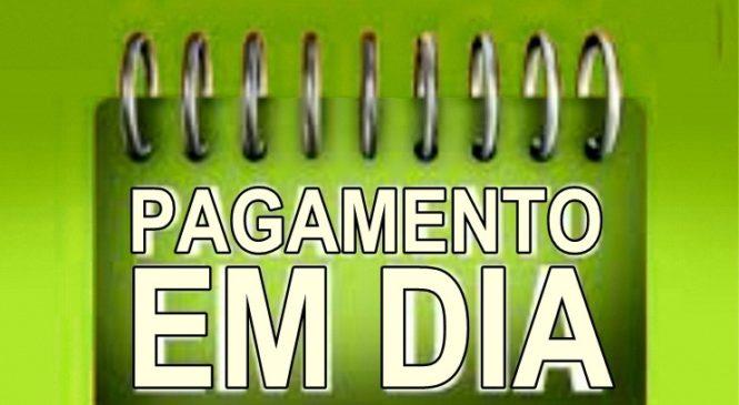 Blog do Lobão: PAGAMENTO EM DIA: prefeito Idan Torres paga ...
