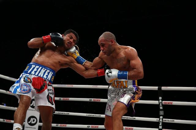 Roman Gonzalez beats Kal Yafai one