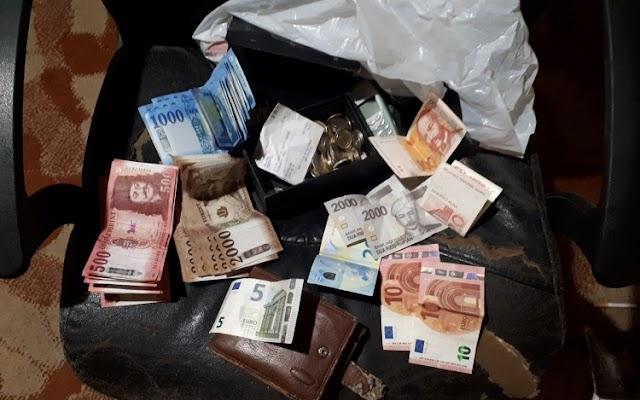 Nagy mennyiségű kábítószert találtak egy érdi dílernél