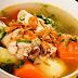 Resep Simple Sop Ayam Pedas Special