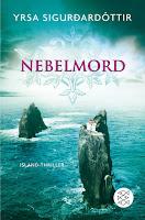 Nebelmord - Yrsa Sigurdardóttir
