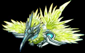 ■雷鳴鳥 イナズマバードの画像