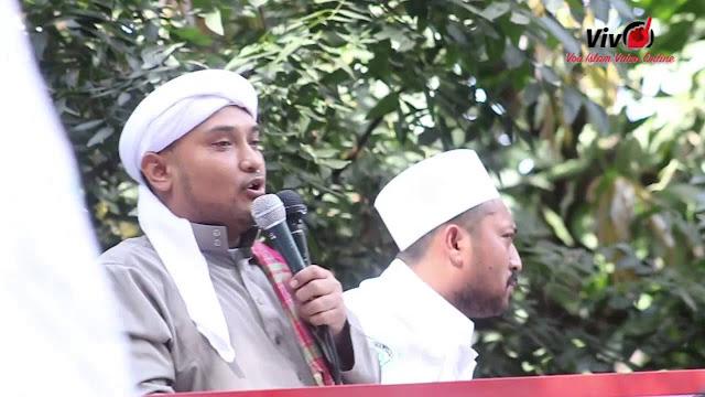 Novel Bamukmin: Bisa Jadi Jihad Konstitusi Lebih Cepat dari 2024