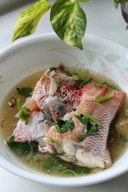 Sup Ikan Merah