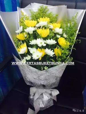 Kertas Buket Bunga Seri CS.0600.60