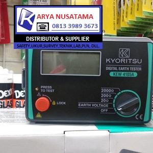 Jual Kyoritsu 4105a Grounding Tester Ori di Gresik