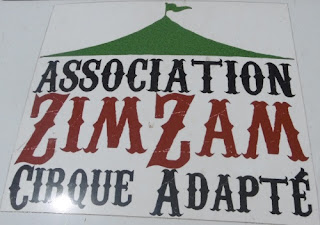 Zim Zam, cirque adapté, malooka