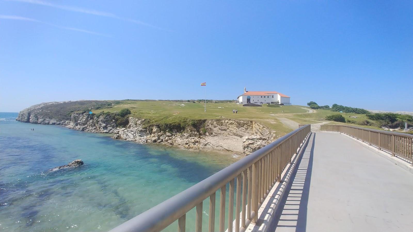 Playa Virgen del Mar plaże w Santander