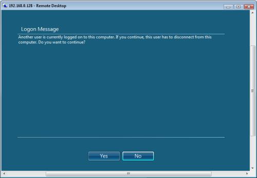 Enable Multiple Concurrent User in Remote Desktop Windows 7