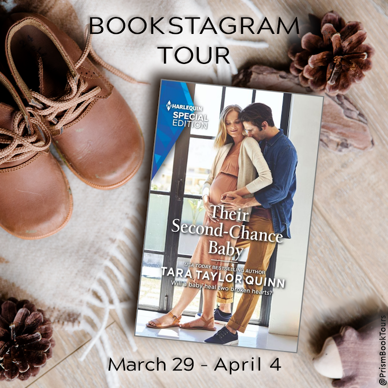 Check out the Bookstagram Tour for THEIR SECOND-CHANCE BABY by Tara Taylor Quinn!