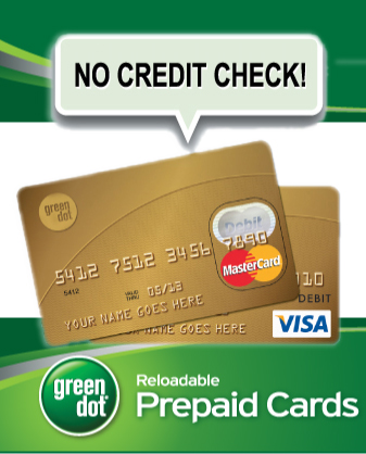 The International Credit Card And Mortgage Guide Green Dot Gold