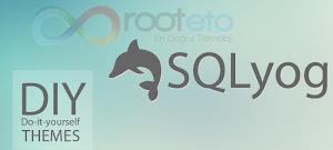 SQLyog MySQL Veritabanı Yönetim Programı