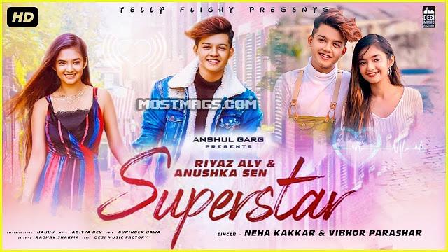 सुपरस्टार Superstar Lyrics - Neha Kakkar, Vibhor Parashar