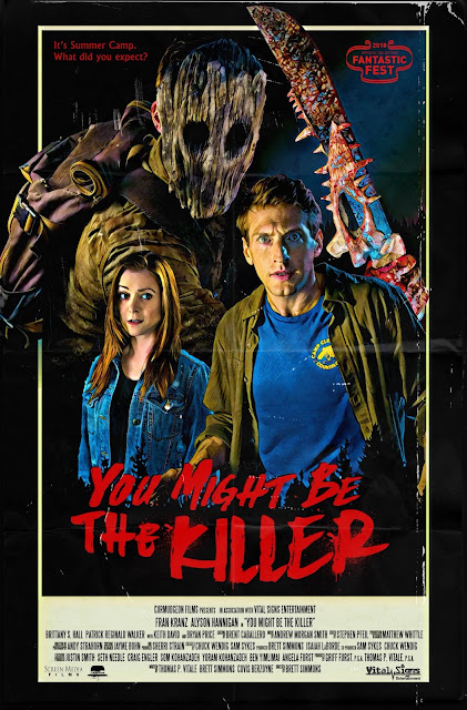 YOU MIGHT BE THE KILLER (2018) ταινιες online seires xrysoi greek subs