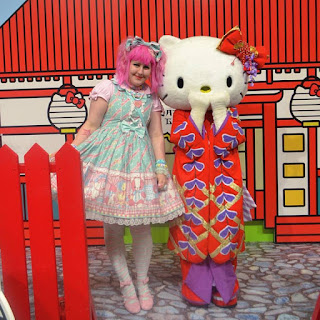 kawaii, cute, lolita fashion, hello kitty, sanrio, sweet,
