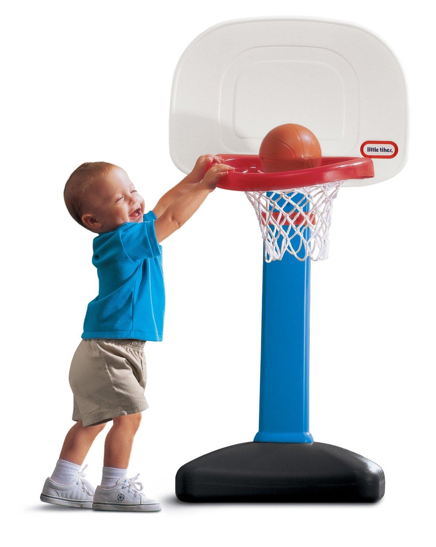 Little Tikes Basketball Goal For Toddler Boys