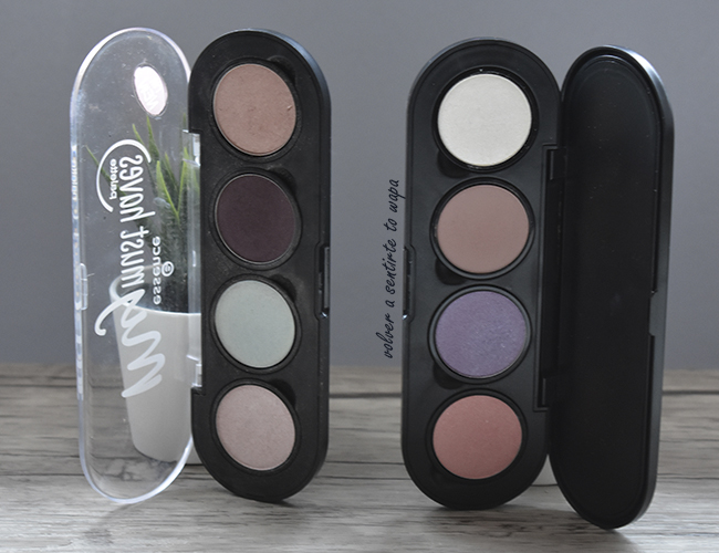 Sombras de ojos my must haves de essence