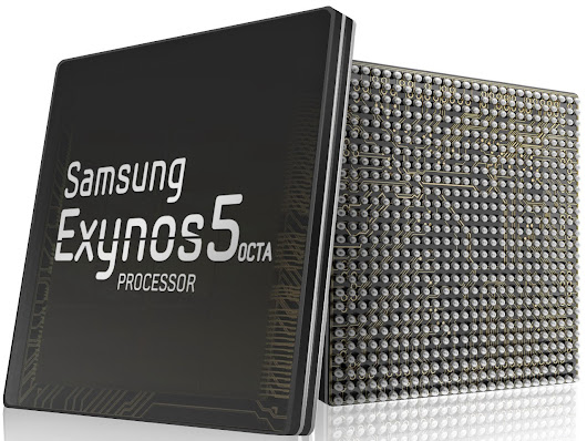 Samsung Releases New Exynos Processors 5422, 5260