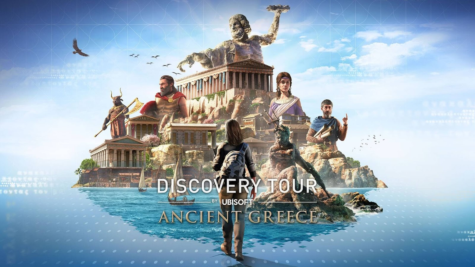 Assassin's Creed Odyssey: Μάθετε τα πάντα για το Discovery Mode